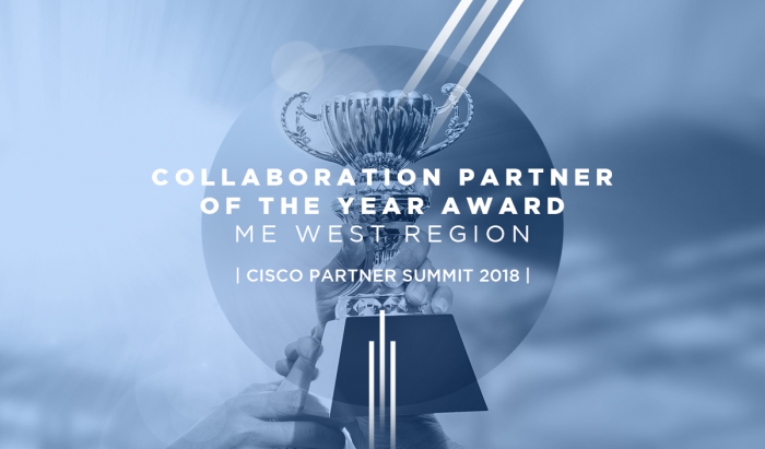 Cisco Collaboration Partner Awards