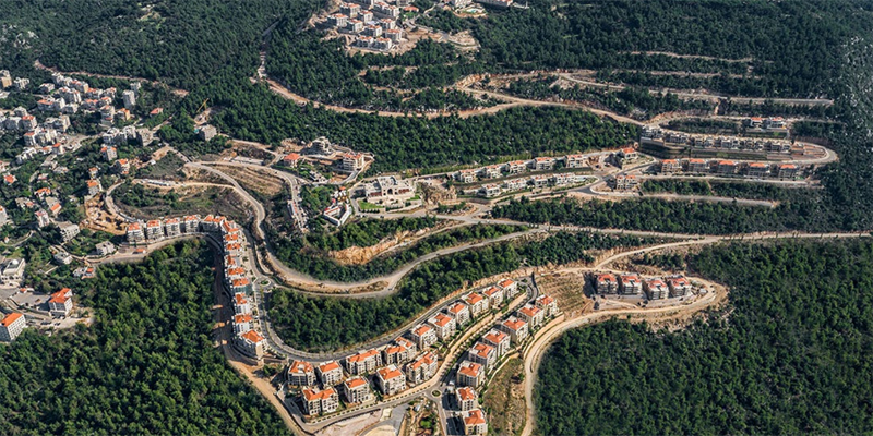 A smart urbanization in Lebanon that focuses on ensuring air quality
